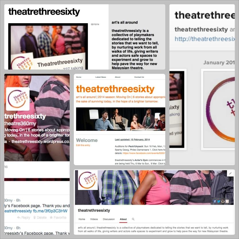 theatrethreesixty elsewhere online